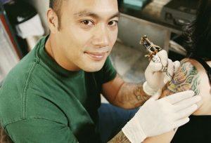 June Tattoo Artist